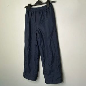 4/$35 Athletic Works Snow Pants S Fleece Lined